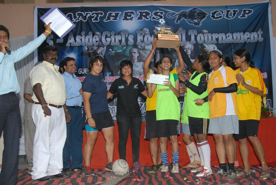 Panther Cup, St. Joseph's, Pune